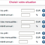 Taux Credit Immobilier Credit Mutuelle ou Simulation Montant Credit Immobilier